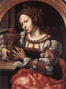 Lady Portrayed as Mary Magdalene sdf, GOSSAERT, Jan (Mabuse)